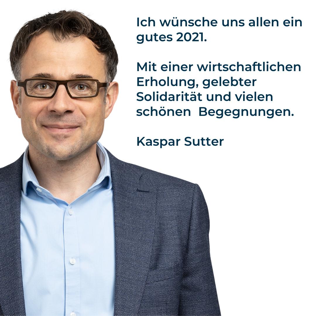 Basel Kaspar Sutter 2021