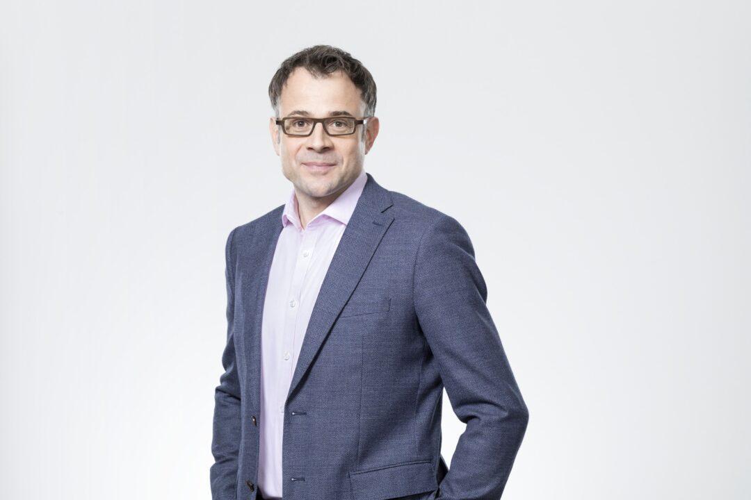 Kaspar Sutter Regierungsrat Basel-Stadt